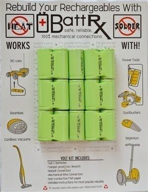 Discontinued DeWalt 18V NiMh Battery Upgrade Kit