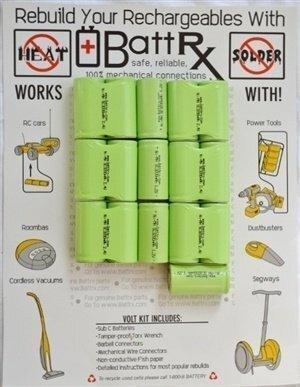 Hilti 19.2V NiMH Rechargeable Battery Upgrade Kit