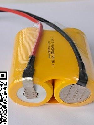 Nicad Battery Rebuild