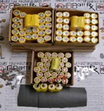 Battery Rebuild